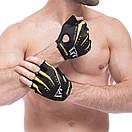 Рукавички для фітнесу HARD TOCH FG-006, розмір S, фото 4