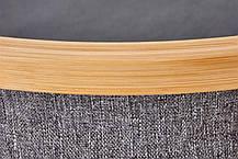 Журнальний стіл EMMA 47х47хх48 сірий (Halmar), фото 3