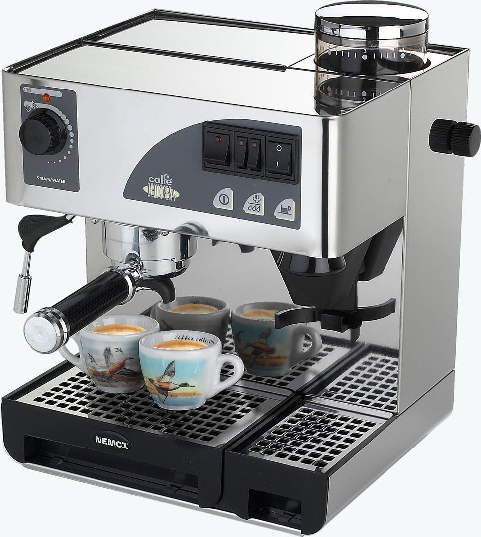 Автоматична Кофемашина CAFFEE DELL'OPERA Nemox (Італія)