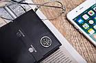 Чоловічий шкіряний гаманець Betlewski з RFID 9,3 х 11 х 2 (BPM-KE-66) - чорний, фото 5