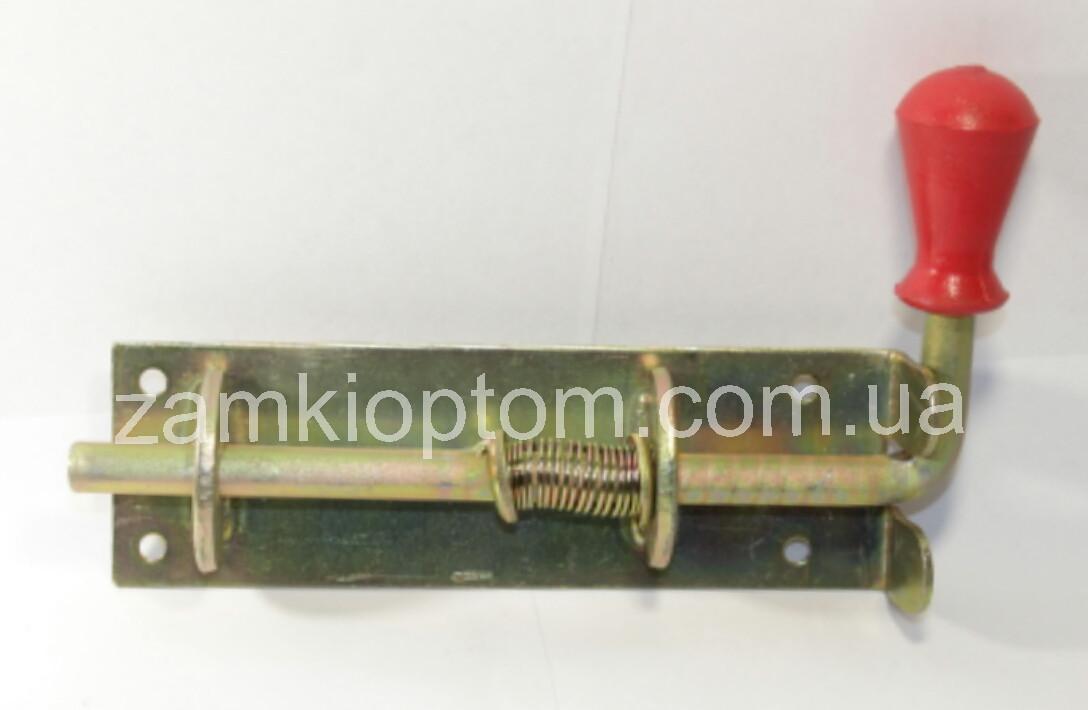 Засов для ворот пружина 160 (мм)