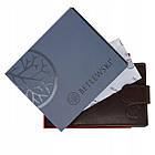Чоловічий шкіряний гаманець Betlewski з RFID 12 х 9 х 3 (BPM-NVTC-60) - коричневий, фото 2