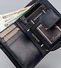 Жіночий шкіряний гаманець Badura з RFID 13 х 9 х 4 (PO_D121GN_CE) - синій, фото 9