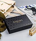 Жіночий шкіряний гаманець Badura з RFID 9,5 х 17,5 х 3,3 (PO_D116GN_CE) - синій, фото 2
