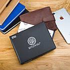 Чоловічий шкіряний гаманець Betlewski з RFID 9,6 х 12,5 х 2,5 (BPM-GTAN-60) - коричневий, фото 10