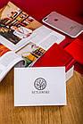 Жіночий шкіряний гаманець Betlewski з RFID 13 х 9 х 3,5 (BPD-DZ-11)- червоний, фото 8