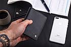 Чоловічий шкіряний гаманець Betlewski з RFID 12 х 9,5 х 1 (BPM-BH-M3) - чорний, фото 7