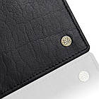 Чоловічий шкіряний гаманець Betlewski з RFID 12 х 9,5 х 1 (BPM-BH-M3) - чорний, фото 8