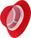 Панамка Nike   летняя хлопковая красная, фото 2