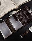 Чоловічий шкіряний гаманець Badura з RFID 13 х 10 х 2,5 (PO_M044BR_CE) - коричневий, фото 10