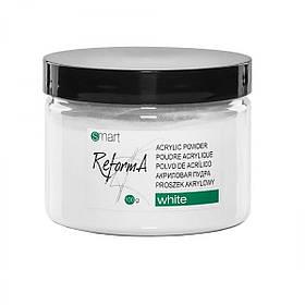Акриловая пудра Reforma SMART White  Acrylic Powder, 100 г