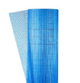 Фасадная стеклосетка Fiberglass (Файберглас). Плотность 145 г/м.кв. Ячейки 5х5 мм (Венгрия)
