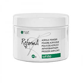 Акриловая пудра Reforma SMART White  Acrylic Powder, 400 г