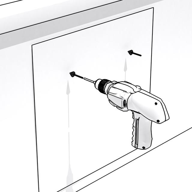 Монтаж керамических обогревателей Opal 375
