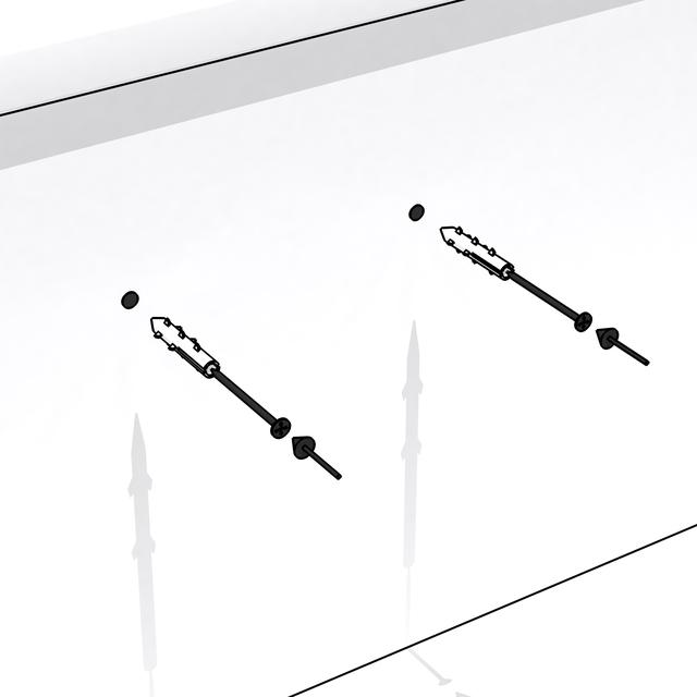 установка керамических обогревателей Opal 375