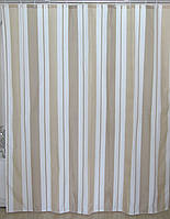 Шторка для ванної вертикальні смужки AWD Interior 02100846