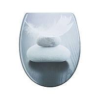 Крышка для унитаза с микролифтом Harmony AWD Interior 02181391
