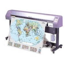 Изготовление картографической продукции