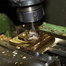 Токарно-фрезерные работы по металлу