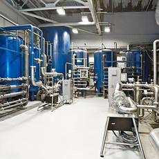 Подготовка воды для производства