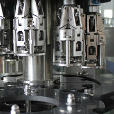 Комплектующие оборудования для производства напитков