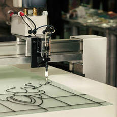 Комплектующие оборудования для обработки стекла