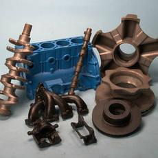 Б/у комплектующие для промышленного оборудования и станков