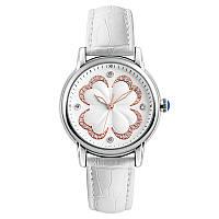 Skmei 9159 elegant белые женские классические часы, фото 1