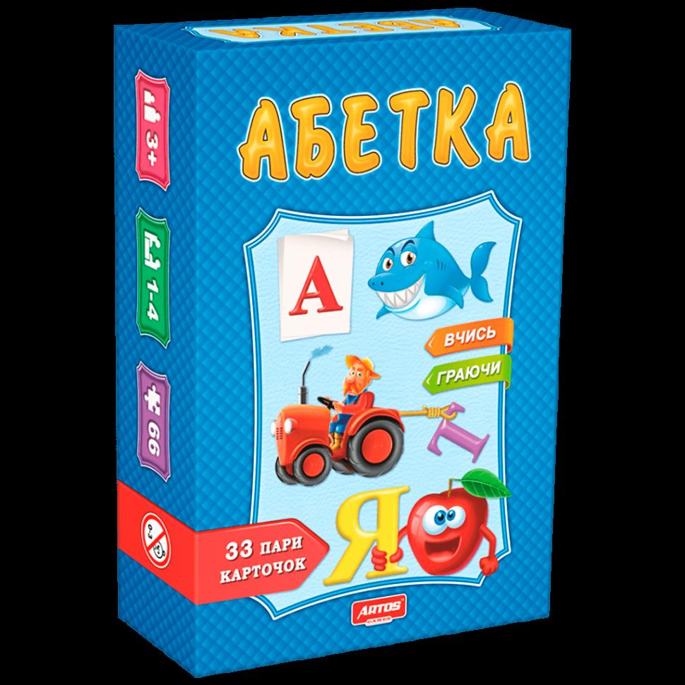 "Настольная игра ""Абетка"" 0529"
