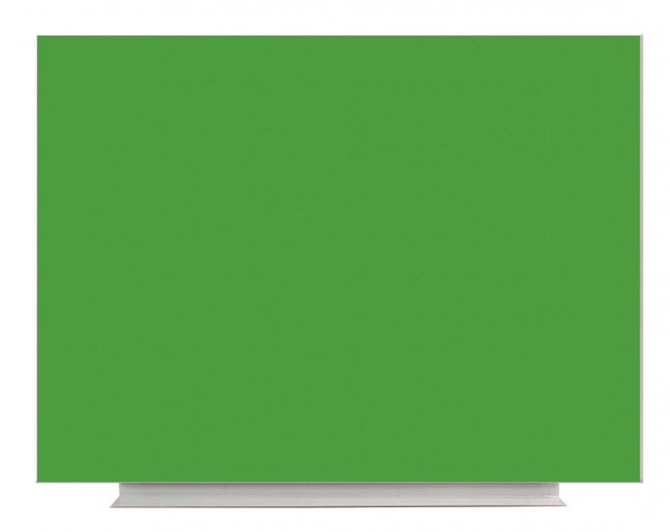 Дошка магнітно-маркерна FL100150 б/р 100x150 (Зелений