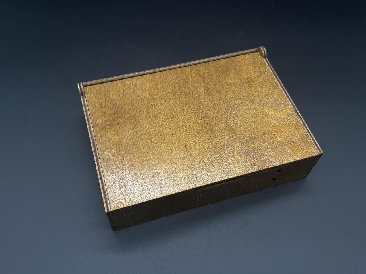 Скринька органайзер. 17х12х4см