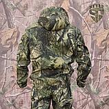 Костюм для рибалки і полювання Ліс (дуб-4), фото 4
