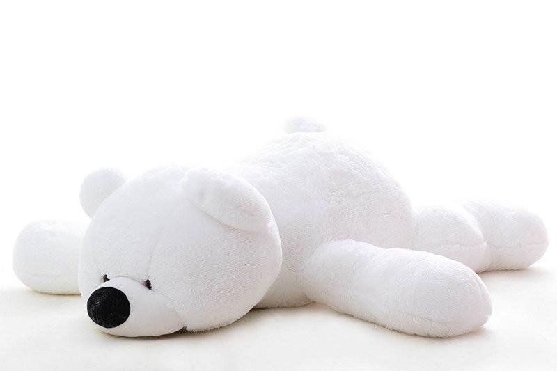 Плюшевий Ведмедик Умка 100 см білий Умка 100 см №2,5 У2-22бел