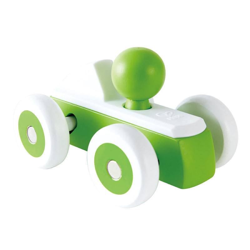 Машинка, зеленая E0067