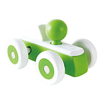 Машинка, зеленая E0067, фото 1