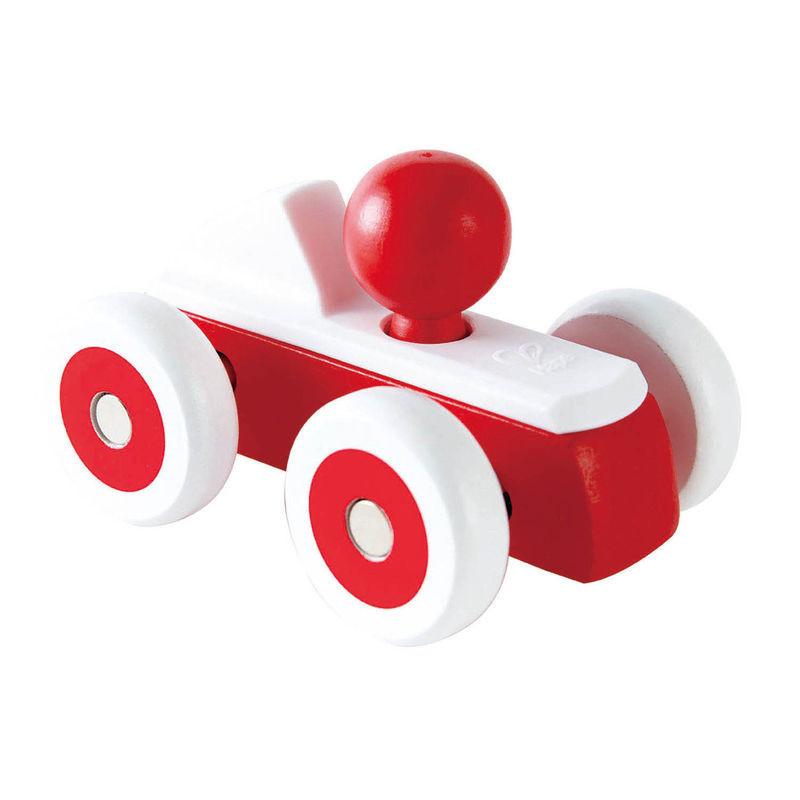 Машинка, червона E0064