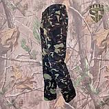 Камуфляжні штани робочі Україна дубок, фото 4