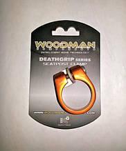 Підсідельний затискач Woodman DeathGrip, 34.9 мм