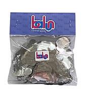 Конфеті срібне (маленькі шматочки) 100 грам