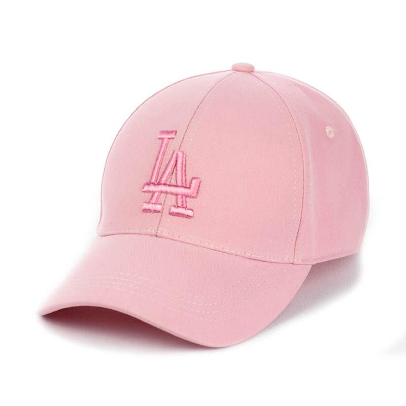 """Молодіжна кепка c вишивкою """"LA"""""""