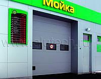 Промышленные секционные ворота Alutech PROPLUS, фото 1