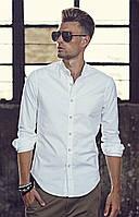 Біла чоловіча сорочка, фото 1