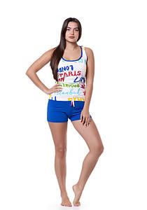 Комплект (футболка + шорты) Pamuk Ildiz Night Angel 5203