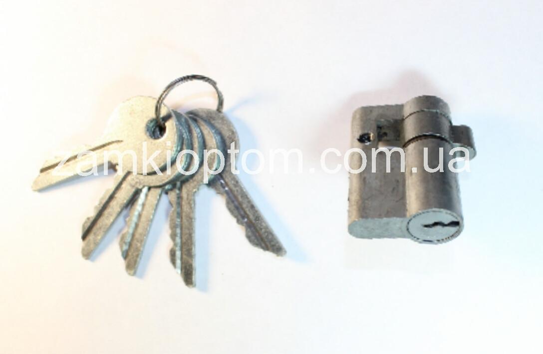 Цилиндр Тандем 5 ключей