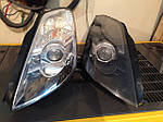 НАШИ РАБОТЫ: Работа с фарами Nissan 350Z