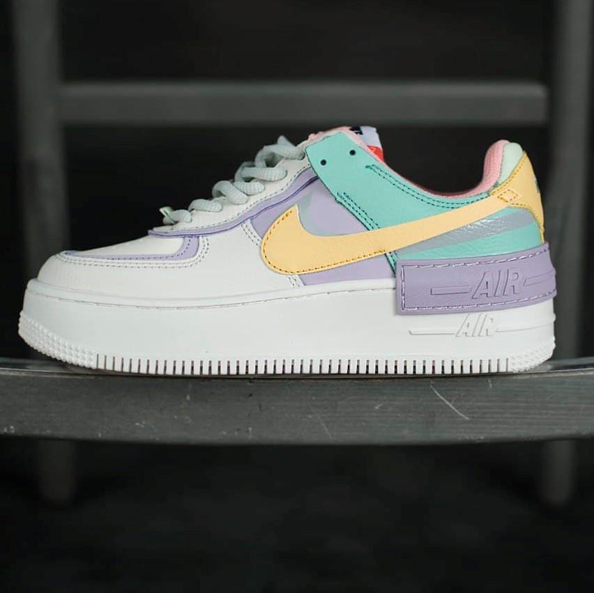 Женские кроссовки Nike Air Force 1 Shadow Pale Ivory