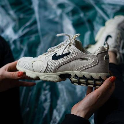 Nike Air x Zoom Stussy Beige, фото 2