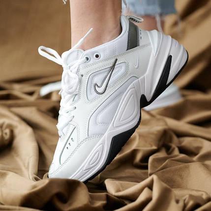 Nike M2K White/Black, фото 2