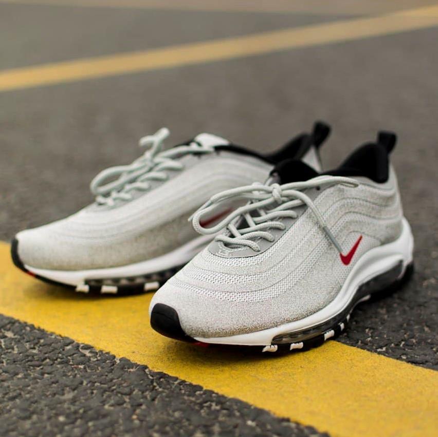 Женские кроссовки Nike Nike 97 Swarovski Silver