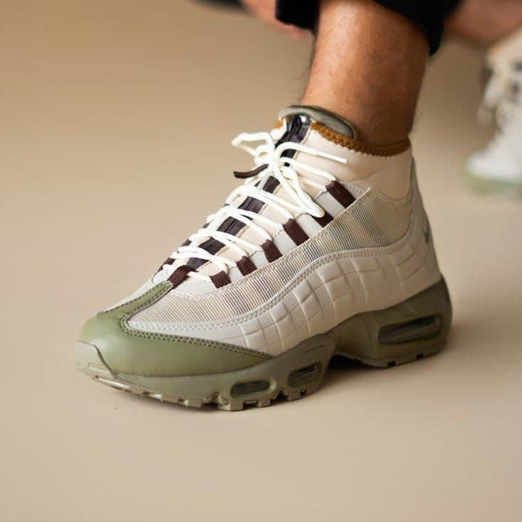 Nike Sneakerboot Beige